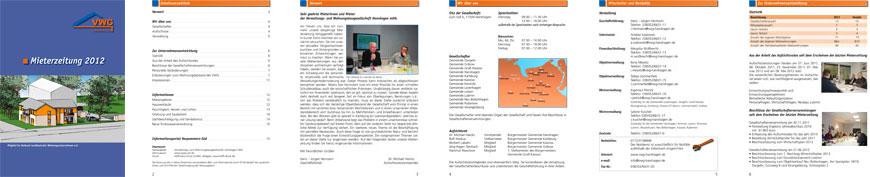 Mieterzeitung 2012